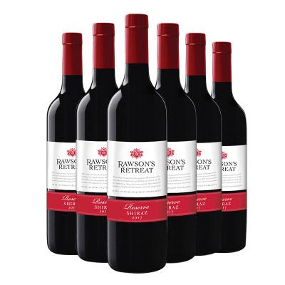 洛神山莊 珍藏系列設拉子紅葡萄酒 750ml*6 組合裝