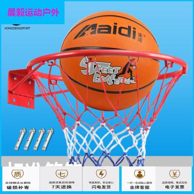 運動戶外戶外兒童籃球框 壁掛式青少年籃球架室內標準投籃圈架子男孩運動放心購