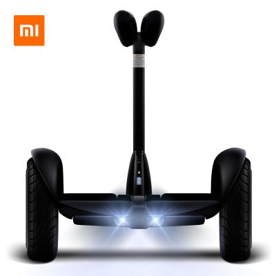 小米平衡车 定制版Ninebot 九号平衡车 智能电动体感车超长续航(黑)