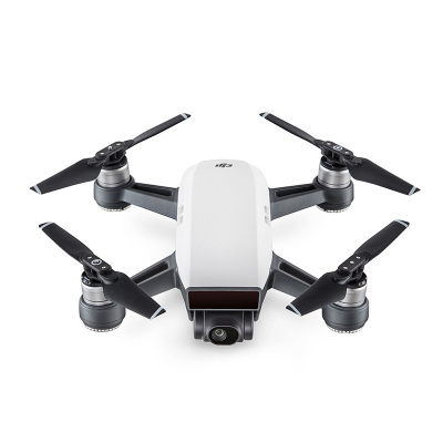 大疆創新DJI 曉 SPARK掌上迷你高清四軸戶外航拍飛行器套裝(初雪白)1480mAh