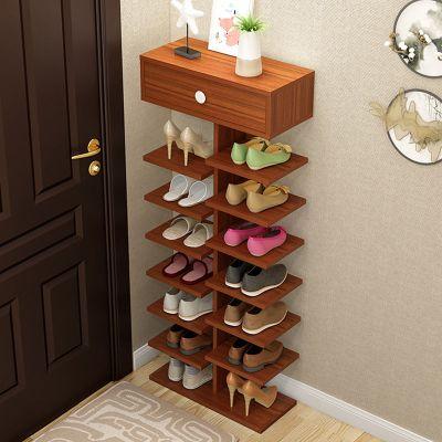 众淘家居多层鞋架简易经济型家用鞋柜省空间家里人门口小鞋架子置物架宿舍