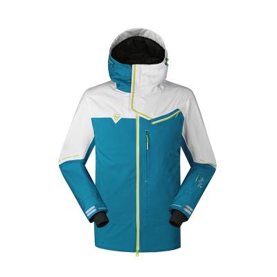 诺诗兰(NORTHLAND)滑雪衣 户外秋冬男式运动休闲防风保暖防水滑雪衣外套GK055807