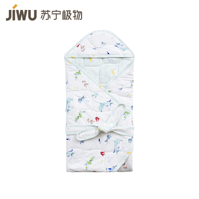 JIWU брэндийн хүүхдийн хөнжил цэнхэр 70×70cm