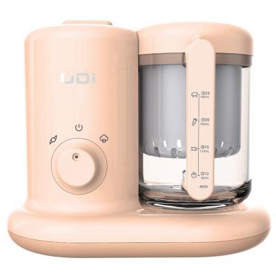 UDI辅食机婴儿多功能蒸煮搅拌一体机小型宝宝料理机全自动家用研磨器
