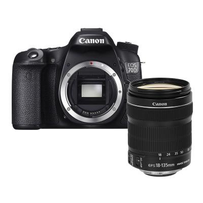 【二手95新】佳能(Canon) EOS 70D +18-135 STM【套機】