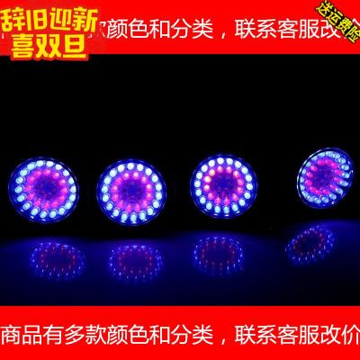 新品鱼缸灯花园观赏灯潜水照明灯防水照明七彩渐变灯