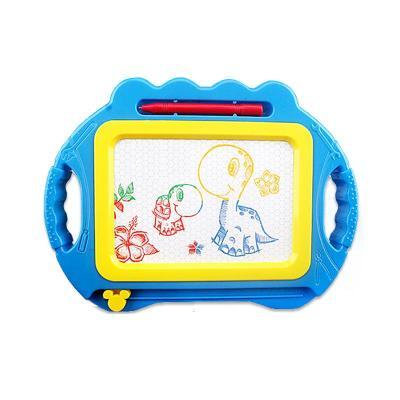 彩色磁性畫板畫架可擦多功能大號涂鴉寫字板玩具兒童畫板玩具