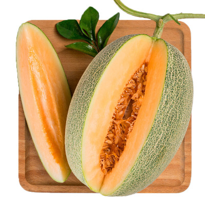薯家上品 西洲蜜瓜2.5斤 清甜多汁哈密瓜香瓜甜瓜 薄皮脆甜應季新鮮水果