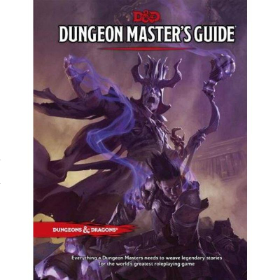 Dungeon Master's Guide Wizards RPG T 9780786965625