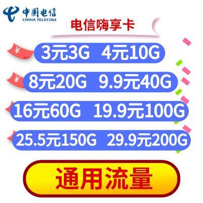 中国电信流量卡5g不限速纯流量5G卡全国通用上网卡0月租5g手机卡三切卡学生可用5g流量卡安全稳定