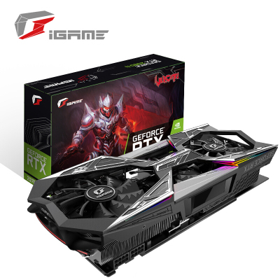 七彩虹(Colorful)iGame GeForce RTX 2070 Vulcan X OC 8G电竞游戏显卡