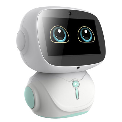 lieve智能機器人小學初中同步教材學習機兒童陪伴早教機器人AI教育人工智能家教機7英寸高清屏幕男女孩成長伙伴