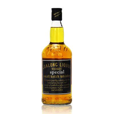 高朗(GAOLANG)洋酒40%VoL. 700ml 狮王威士忌单瓶装