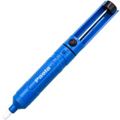 【蘇寧自營】Paola保拉工具 加強型強力吸錫器耐高溫吸嘴配合焊錫絲使用3091