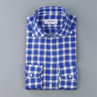 男襯衫-Pors小溫莎領-定做款