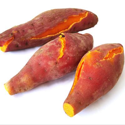 【2件起拍】米又 福建六鳌红心地瓜 2.5斤 中小果(偶数件发货 拍2件合并发货)