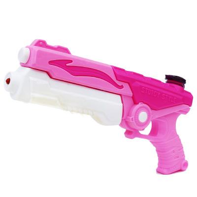 超群夏日 儿童水枪玩具 夏天户外沙滩戏水 滋水枪 宝宝戏水玩具 戏水漂流对战水枪 货号2900长度29厘米