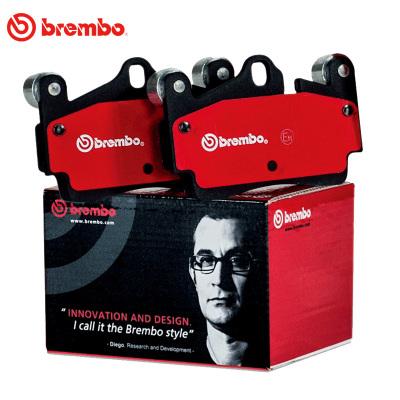 布雷博(brembo)前刹车片.陶瓷P83082N适用于卡罗拉,雷凌