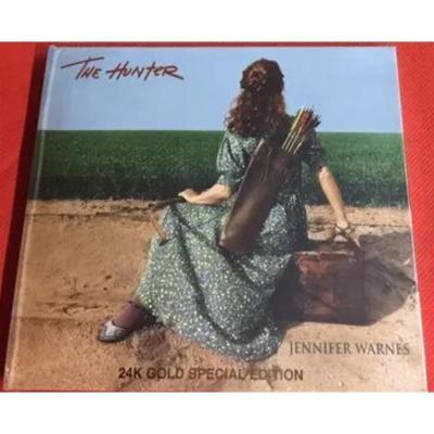 IMP8303 Jennifer Warnes珍妮弗.金猎人 发烧女声 24K金碟CD