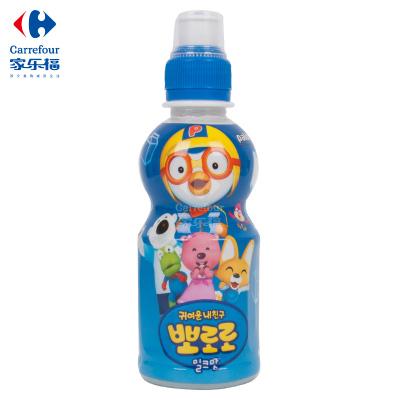 【家乐福】啵乐乐牛奶味饮料235ml
