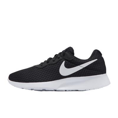耐克/Nike Tanjun 黑白女子轻便休闲运动跑步鞋耐磨 支撑 透气812655-011