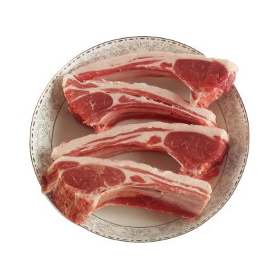 塞上灘 法切羊排寧夏灘羊500g*2羊排新鮮燒烤食材羔羊排羊小排生鮮冷凍肋排