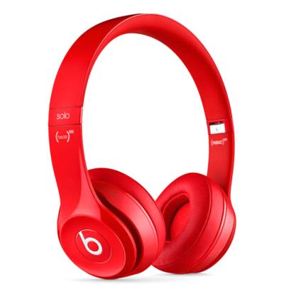 【二手9成新】beats solo2頭戴式重低音魔音耳麥 帶麥線控通話 無線藍牙耳機 頭戴式插線藍牙兩用