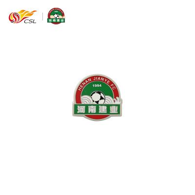 中超CSL聯賽官方正品 河南建業隊徽徽章---上PP體育看中超購正版 邊看邊買暢享一夏