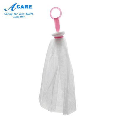 大號1個#acare起泡網洗面奶搓手工香皂打泡器泡沫潔面肥皂網泡袋子洗臉部專用