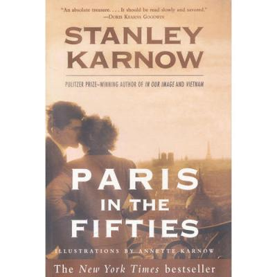 PARIS IN THE FIFTIES(ISBN=9780812931372) 英文原版