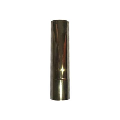 幫客材配 ?60MM燃氣熱水器不銹鋼強排煙管20CM(304不銹鋼)