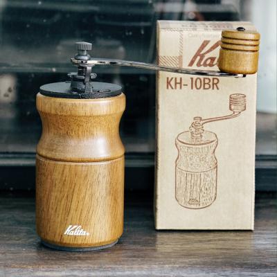 日本手磨咖啡機手搖磨豆機磨咖啡豆手動研磨器磨豆器磨粉機 手搖磨豆機HK-10N