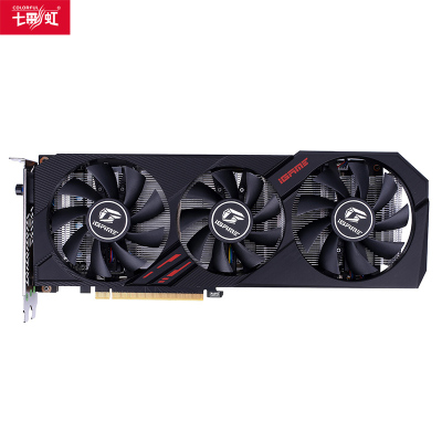 七彩虹(COLORFUL)iGame GeForce GTX 1660 SUPER Ultra 6G 顯卡