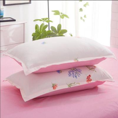佐歌Zugn單件雙人1.8m 1.5m 2m床上用品枕套春秋冬季磨毛單獨枕套一對