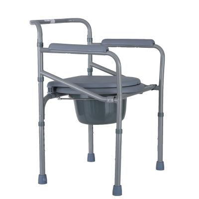 【加厚贈便盆】可孚坐便椅ZC016 老人孕婦殘疾人防滑大便器鋼管加厚坐浴椅椅子坐便器家用浴室坐便器助廁坐浴椅子Cofoe