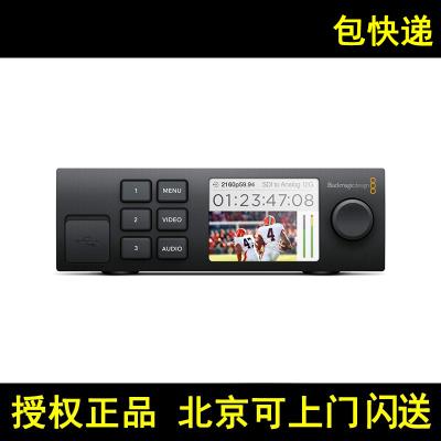 Teranex Mini Smart Panel Web Presenter 轉換器 監看控制面板