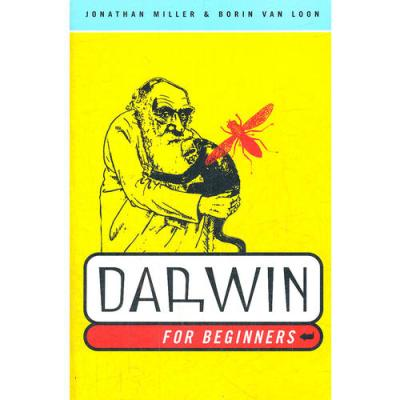 DARWIN FOR BEGINNERS(ISBN=9780375714580) 英文原版