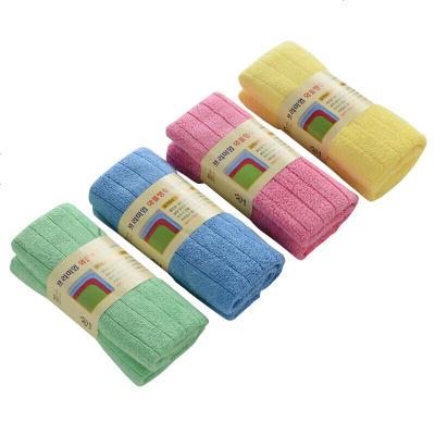 韓國毛巾吸水不易掉毛無痕水印抹布擦桌家務清潔布百潔布廚房