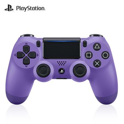 索尼(SONY)PlayStation 4 PS4原装游戏手柄 Pro无线手柄 国行正品 电光紫全新配色