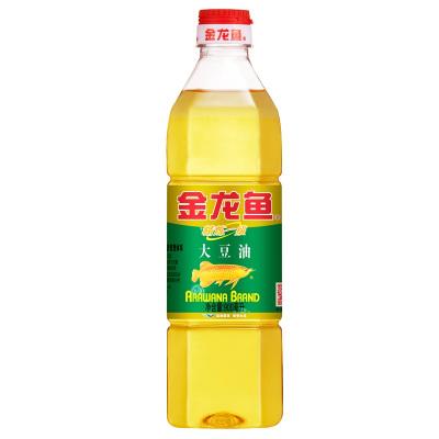 金龙鱼精炼一级大豆油900ml 优质大豆油