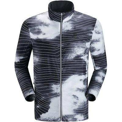 凱樂石kailas秋冬戶外抓絨衣男款POLARTEC全時防風保暖雙面穿外套