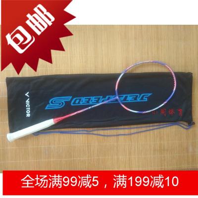 全碳素胜利羽毛球拍12M js12f JS10Q 专业碳纤维单拍