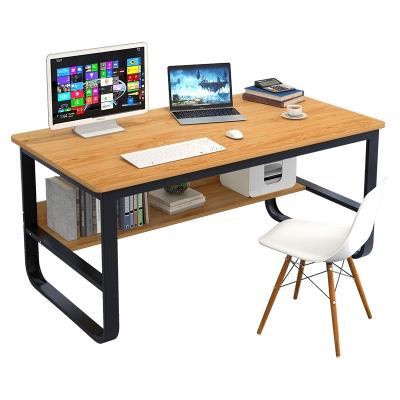 辦公桌電腦桌臺式簡易書桌家用學生寫字桌古達簡約現代桌子臥室學習桌