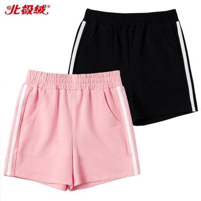 女童短裤儿童夏装裤子宽松休闲外穿夏薄女大童洋气百搭夏天运动裤