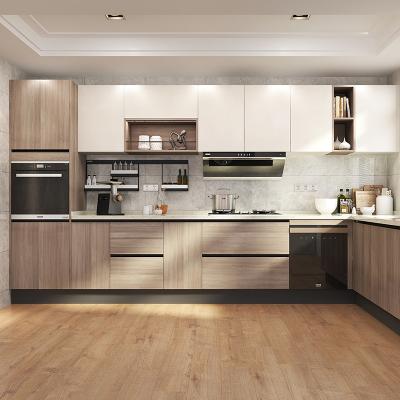 欧派整体厨房橱柜定做现代简约开放式小户型经济实惠橱柜15800套餐预付金