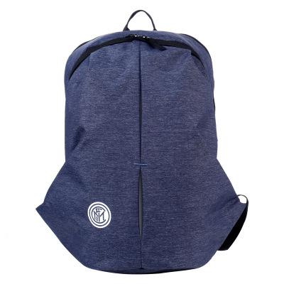 国际米兰俱乐部Inter Milan运动休闲时尚户外旅行双肩大容量训练电脑背包