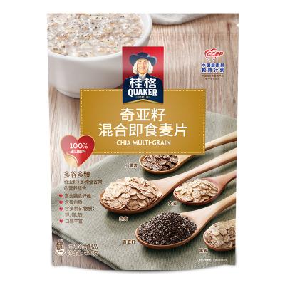 桂格(Quaker)奇亚籽混合麦片420克