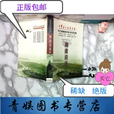 【正版九成新】中华长江文化大系--长江流域的中外文化交流:潮激浪涌