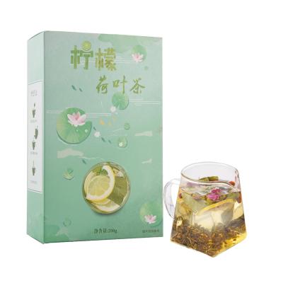 谷益豐檸檬片玫瑰菊花水果茶泡茶干片荷葉草茶葉干玫瑰20片200g