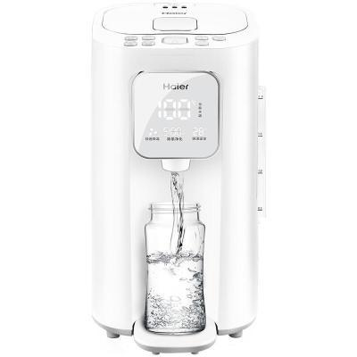 海爾(Haier) 母嬰幼兒童高端調奶器恒溫水壺 多功能沖奶器 電水壺電熱水瓶溫奶器暖奶器 泡茶沖煮咖啡HBM-F25